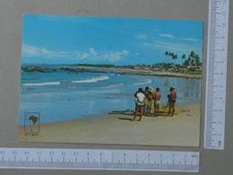 BRASIL - PRAIA DE ATAPOÃ -  SALVADOR -   2 SCANS  - (Nº23459) - Salvador De Bahia