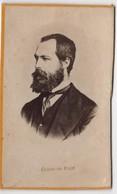 CDV Photo Originale XIXème Louis-Philippe D'Orléans Comte De PARIS Petit-fils De Louis-Philippe  Cdv 2282 - Photos