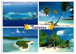 TETIAROA - French Polynesia
