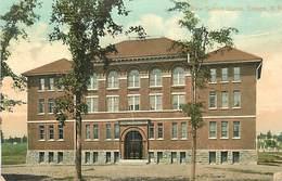 PIE18-BE-3379 : NEW SCHOOL HOUSE. SUSSEX. N. B. - Manitoba