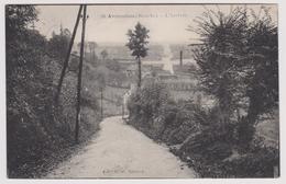 50 - AVRANCHES - L'Arrivée - Ed. Sorel à Rennes N° 58 - 1946 - Avranches