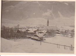 Foto Ort Im Schnee - Photo Gasterstädt Waltershausen - Ca. 1940 - 6*4cm (35226) - Orte