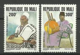MALI  1983  ARTISTS MNH - Mali (1959-...)