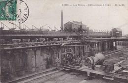 CPA Lens, Les Mines, Défourneuse à Coke (pk47184) - Lens