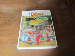 CD94 Atlas, Coffret De Jeux Astérix, Taboo, Astérix Chez Les Belges, Neuf - Group Games, Parlour Games