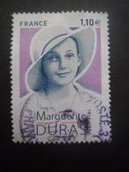 France N°4850 MARGUERITE DURAS Oblitéré - Berühmt Frauen