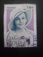 France N°4850 MARGUERITE DURAS Oblitéré - Mujeres Famosas