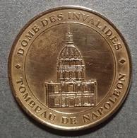 Dôme Des Invalides Tombeau De Napoléon 1998 - Monnaie De Paris