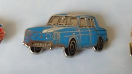 Pin's   Renault  8  GORDINI - Renault