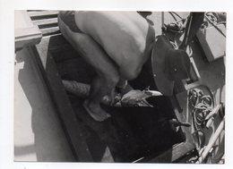 Libéria--MONROVIA  ???  --1963-- Scène De Pêche  (brochet) - Liberia