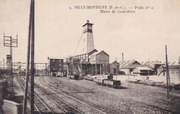 CPA Billy Montigny, Puits N°2, Mines De Courrières (pk47215) - France