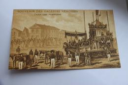 38387  -  Reims -  Char  Des  Pompiers - Galeries Rémoises - Reims