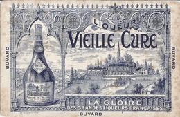 LIQUEUR DE VIEILLE CURE -LA GLOIRE DES GRANDES LIQUEURS FRANCAISES - Liquor & Beer