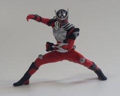 Kamen Rider Ryuki : Gashapon Figurine - Non Classificati
