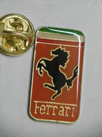 Pin's - Automobile FERRARI - Ferrari