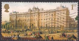 GB 2014 QE2 1st Class Buckingham Palace Used Stamp SG 3590 ( L614 ) - 1952-.... (Elizabeth II)