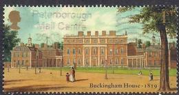 GB 2014 QE2 1st Class Buckingham Palace Used Stamp SG 3592 ( D1071 ) - 1952-.... (Elizabeth II)