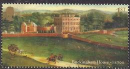 GB 2014 QE2 1st Class Buckingham Palace Used Stamp SG 3594 ( J470 ) - 1952-.... (Elizabeth II)