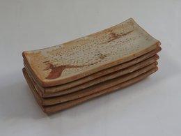 5 Japanese Plates - Ceramics & Pottery