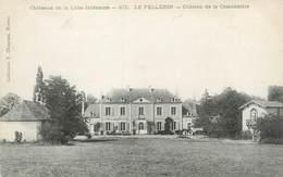 """CPA FRANCE 44 """"Le Pellerin, Château De La Cossonnière"""" - France"""