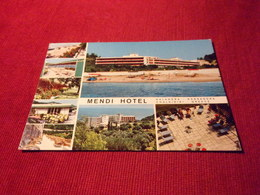 THEME LES HOTELS DU MONDE ° MENDI   HOTEL  HELLIAS  / GRECE - Hotels & Gaststätten