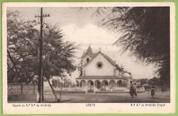 Lobito - Capela De Nª Sª De Arrábida - Angola - Angola