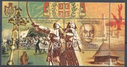 Serbia 2015. Scott #695 (U) Second Serbian Uprising, 200th Anniv. * - Serbie