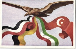Militaria 1.WK - Postkarte (600516) - WW1