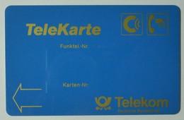 GERMANY - C Netz - T103 - TeleKarte - M1 On Reverse And Magstripe - Telekom - Used - Germany