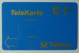 GERMANY - C Netz - T102 - TeleKarte - With Magstripe - Telekom - Used - Germany