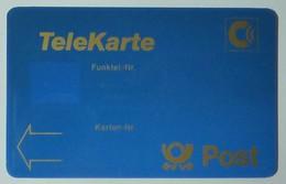GERMANY - Specimen - C NETZ - TeleKarte - Post - Germany
