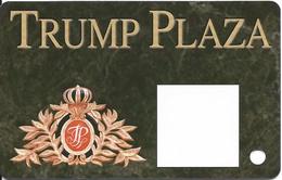 Trump Plaza Casino - Atlantic City NJ - 13th Issue Slot Card - Casino Cards