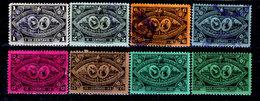 Guatemala-0042 - Emissione 1897 (+/o) Hinged/Used - Il 12 Centavos Non è Calcolato. - Guatemala