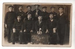 Nr.+  609,  FOTO-AK, WK I, Kriegsmariene, - War 1914-18