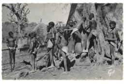 Guinée, Jeunes Bassari (3505) - Guinée