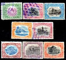 Guatemala-0053 - Emissione 1902 (+/o) Hinged/Used - - Guatemala