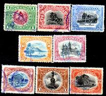 Guatemala-0054 - Emissione 1902 (+/o) Hinged/Used - - Guatemala