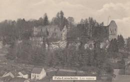 CPA - Fels Larochette - Les Ruines - Larochette