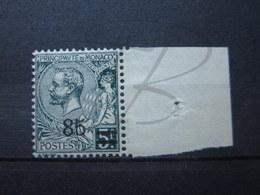 VEND BEAU TIMBRE DE MONACO N° 72 + BDF , XX !!! - Unused Stamps