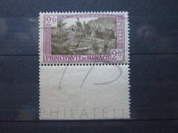 VEND BEAU TIMBRE DE MONACO N° 100 + BDF , XX !!! - Unused Stamps