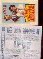 (chocolat) AIGLON - Livret + Règlement Du Club (circa 1935) - RARE - Aiglon