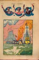 (chocolat) AIGLON – Revue C. C. A. N° 2 (01/04/1939) - RARE - Aiglon