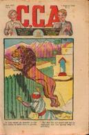 (chocolat) AIGLON – Revue C. C. A. N° 6 (01/08/1939) - RARE - Aiglon