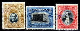 Guatemala-0061 - Emissione 1910-1911 (o) Used - - Guatemala