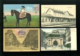 Beau Lot De 32 Cartes Postales D' Hongrie        Mooi Lot Van 32 Postkaarten Van Hongarije - 32 Scans - Postkaarten