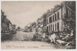 CPA 62 ARRAS Faubourg Ronville - Route De Bapaume - Arras