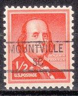 USA Precancel Vorausentwertung Preo, Locals South Carolina, Mountville 841 - Vereinigte Staaten
