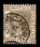 STRAITS SETTLEMENTS 1888 - From Set Fine Used - Straits Settlements