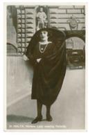 Malta, Maltese Lady Wearing Faldetta (3522) - Malte