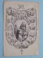 De H. ROOZENKRANS ( Gent J. B. D. Hemelsoet Bij S. Baafs ) - ( Details - Zie Foto ) ! - Religion & Esotérisme